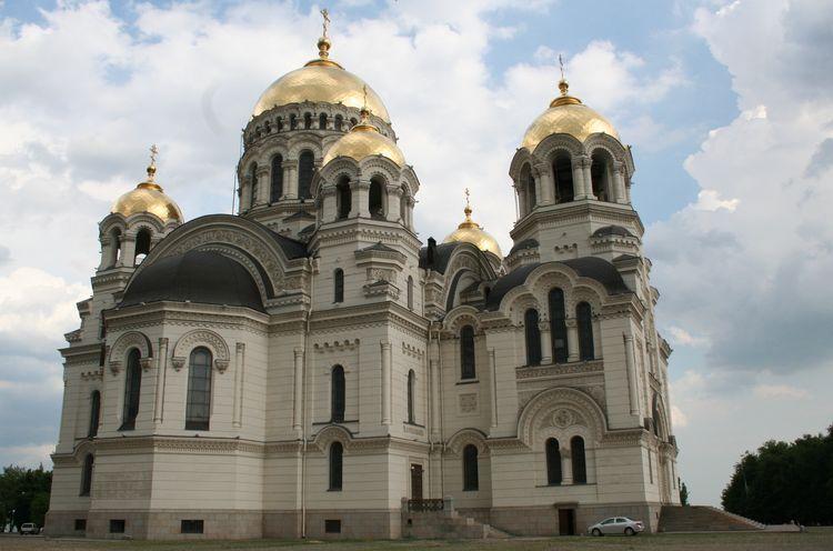 Обмерные работы: Вознесенский войсковой кафедральный собор. Новочеркасск