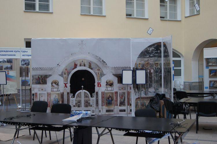 НПП Фотограмметрия на выставке «Культурное наследие: сохранение, реставрация, реновация» 2011