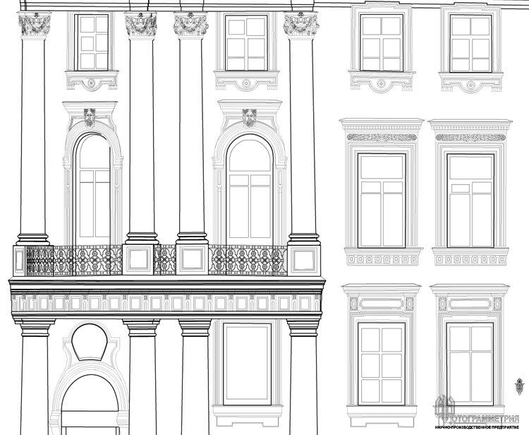 Архитектурные обмеры: кинотеатр Баррикада