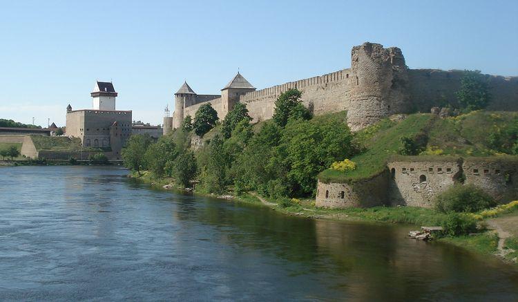 Архитектурные обмеры: Крепость Ивангород, Большой Амбар и Малый пороховой амбар