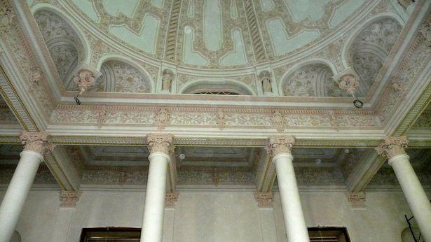 Архитектурные обмеры: Шуваловский дворец