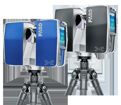 Лазерные сканеры FARO