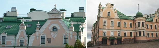 Архитектурные обмеры: дом Векрута