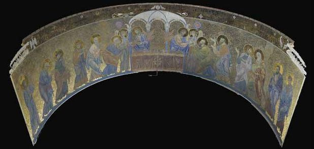 Новые возможности в решении задач реставрации настенной живописи