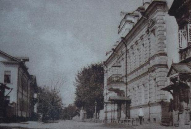 Обмерные работы: Еленинская ул., 24 (Ломоносов)