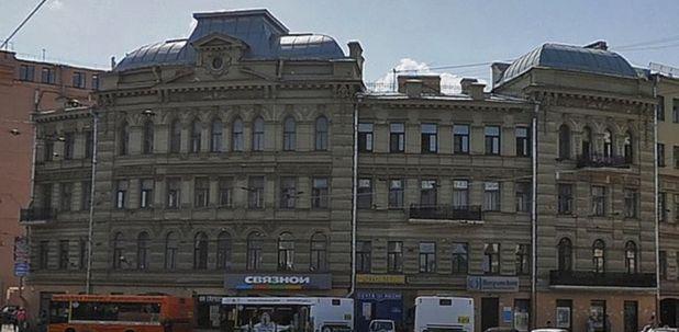 Обмерные работы:  Финский переулок, дом 9
