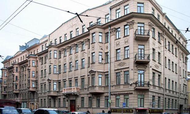 Обмерные работы: дом Габриловича